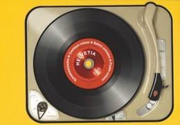 20773 - Disque Vinyl Cantique Suisse **/MNH 2014 - Blocs & Feuillets