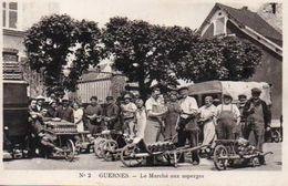 Guernes Marche Asperges - France