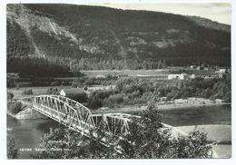 Norway Rp Postcard Large Format Saltdal Unused - Norvegia