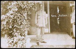 Mexico / Estados Unidos Mexicanos: General Joaquín Téllez   1918 - Militaria