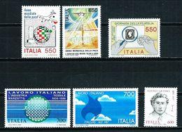 Italia Nº 1730/... Nuevo Cat.11€ - 1946-.. République
