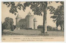 35 - Combourg -Coin Du Parc Ou Chateaubriand Voulut Se Suicider - Combourg
