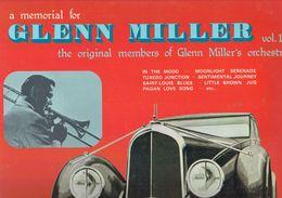 A Memorial For Glenn Miller (Double Album, In The Mood, Moonlight Serenade, Saint-Louis Blues, Etc.) - Jazz