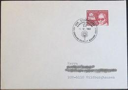 GRÖNLAND 1983 Stempelbeleg - Jul I Grønland - Brief - Groenland