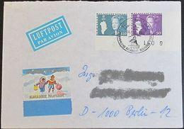 GRÖNLAND 1982 Stempelbeleg - Jul I Grønland - Brief - Groenland