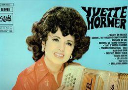 Yvette Horner à L'accordéon (Ratata, Darla Dirladada, Un Rayo De Sol, J'habite En France, Etc.) Pathé - Instrumental