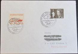 GRÖNLAND 1980 Stempelbeleg - Jul I Grønland - Brief - Groenland