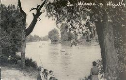 2020 - 06 -HAUTS DE SEINE - 92 - NEUILLY SUR SEINE - CPSM PF NB - La Marne - Neuilly Sur Seine