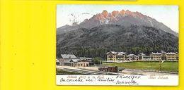 TOBLACH 1209 M In Tirol Hôtel (Amonn) Italie - Bolzano (Bozen)