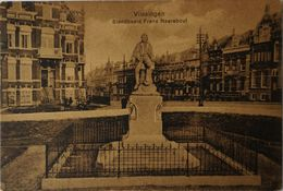Vlissingen (Zld) Standbeeld Frans Naerebout 1946 - Vlissingen