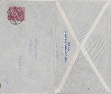 Österreich Austria Privatganzsache PU 10 H Joynson Wien 1912 - Interi Postali