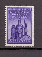 734V  Varieteit Trema On IN 1946 Postfris** - Errors And Oddities