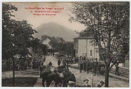 88 NOMPATELIZE  Guerre De 1914 1915  Pendant Les Manoeuvres - France