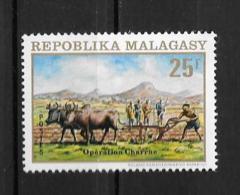 1972 - N° 512**MNH - Opération Charrue - Madagascar (1960-...)