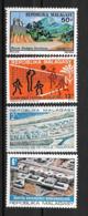 1972 - N° 507 + 509 + 510 + 511**MNH - Madagascar (1960-...)