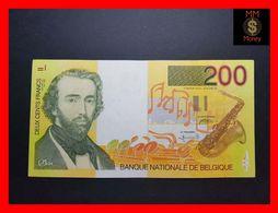 BELGIUM 200 Francs 1995  P. 148  XF - [ 2] 1831-... : Reino De Bélgica
