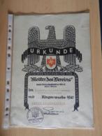 UHRKUNE Deutzer Schützen Gesellschaft Vor 14363 E,V. 1941 - Organisations