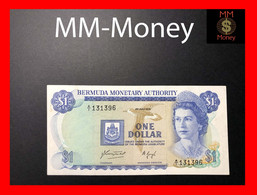 BERMUDA 1 $  1.7.1975  P. 28 A VF + - Bermuda