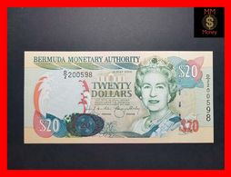 Bermuda 20 $ 24.5.2000  P. 53 A   UNC - Bermuda