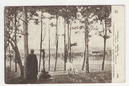 Salon De Paris. Urbain Galin: En Paix (Etang De Berre) Old Postcard Posted 1924 Zagreb To Mojstrana PT200605 - Paintings
