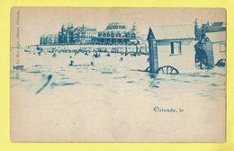 * Oostende - Ostende (Kust - Littoral) * (Le Bon, Phot éditeur Ostende, Nr 3025) Plage, Beach, Kursaal, Cabines, Sea Mer - Oostende