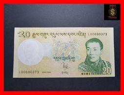 BHUTAN 20 Ngultrum  2006  P. 30 A  UNC - Bhoutan