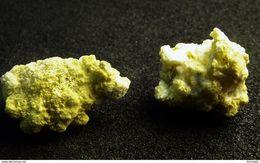 Pickeringite & Metavoltine  2 Items ( 1 X 0.5 X 0.5 ) Grotto Dell'Alume - Vulcanic Isl. -  Eolie Island - Sicily - Italy - Mineralen