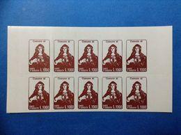 ITALIA MARCA BOLLO COMUNALE NUOVA MNH** CARTA D'IDENTITA' 1000 LIRE STEMPELMARKE FISCAUX TAX REVENUE FISCAL MUNICIPAL - Revenue Stamps