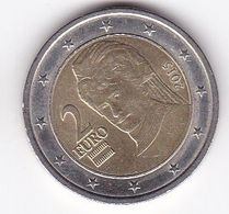 2015 EURO 2,00 - Autriche