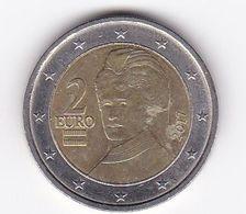 2017 EURO 2,00 - Autriche
