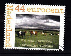 Nederland Persoonlijke Zegel: Euro Hoeve Giethoorn Lakenvelder Fokbedrijf - Used Stamps