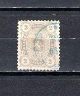 Finlandia  1875-81  .-  Y&T  Nº    13 - Gebruikt