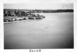 PLAGE DE SAINT GEORGES ROYAN  PHOTO ORIGINALE 8.50 X 6 CM - Orte