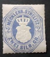 Allemagne > [2] Anciens Etats > Mecklenbourg-Strelitz N°5* - Mecklenburg-Strelitz
