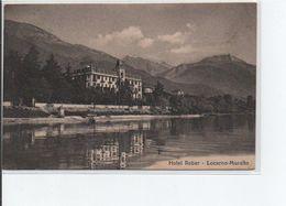 Hotel Reber- Locarno-Muralto - TI Tessin