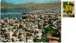 LIBAN  LEBANON  BEIRUT  General View  Nice Stamp - Libanon
