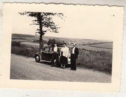 VW Coccinnelle - Route De Nancy, France - Juillet 1954 - Photo 7 X 10 Cm - Automobili
