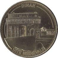 2013 MDP370 - DINAN - Cité Médiévale 1 / MONNAIE DE PARIS - Monnaie De Paris