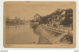 AK  Passau Fischerhäuser 1921 - Passau
