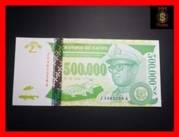 ZAIRE 500.000 500000 N. Zaires  25.10.1996  P. 78 A  UNC - Zaire