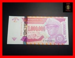 ZAIRE 1.000.000 1000000 N. Zaires  25.10.1996  P. 79  UNC - Zaire