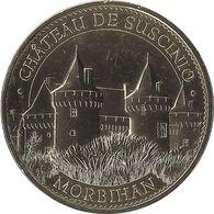 2015 MDP348 - SARZEAU - Château De Suscinio 3 (les Deux Tours) / MONNAIE DE PARIS - Monnaie De Paris