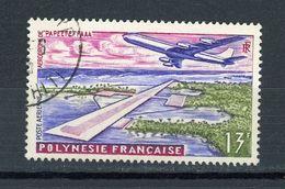 POLYNESIE - AEROPORT - N° Yt PA 5 Obli. - Poste Aérienne