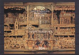 Tschechische Republik, Bl. 34** (K 6208) - Blocks & Sheetlets