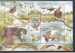 Tschechische Republik, Bl. 30** (K 6208) - Blocks & Sheetlets