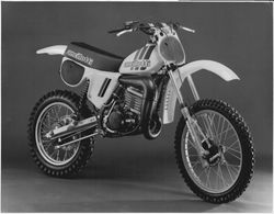 ANCILLOTI HIRO +-17,5cm X 23cm  Moto MOTOCROSS MOTORCYCLE Douglas J Jackson Archive Of Motorcycles - Other