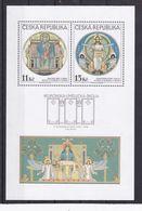Tschechische Republik, Bl. 9** (K 6208) - Blocks & Sheetlets