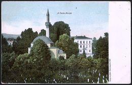 Bosnia And Herzegovina: Sarajevo, Ali Pascha Moschee - Bosnia And Herzegovina