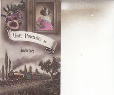 UNE PENSEE  DE ANDERLUES - Anderlues
