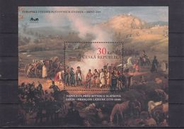 Tschechische Republik, Bl. 22** (K 6208) - Blocks & Sheetlets